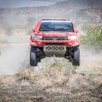 SA Dakar sensation