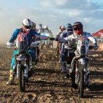 CARS Dakar Rally SS4 morning news and standings at PK243