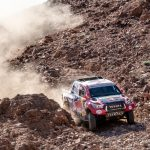 VICTORY ON STAGE 2 FOR TOYOTA GAZOO RACING'S DE VILLIERS / HARO