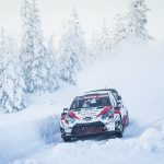 KALLE ROVANPERÄ WINS ON HIS TOYOTA YARIS WRC DEBUT AT ARCTIC LAPLAND RALLY