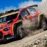 NORWAY'S MADS ØSTBERG WILL BE BACK IN A CITROËN C3 R5 THIS SEASON TO CHASE THE WRC 2 TITLE.
