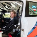 MCRAE JUNIOR TARGETS RALLY DEBUT