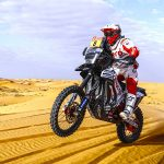 Motorcyclist Paulo Goncalves dies after crash in Saudi Arabia