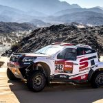 RED-LINED BEATS DAKAR ODDS