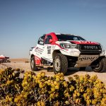 2020 Dakar Rally heads to Saudi Arabia for the very first time