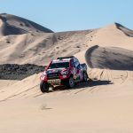 TOUGH OPENING STAGE FOR TOYOTA GAZOO RACING AT DAKAR 2020