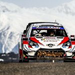 Rally Monte Carlo: SS3: EVANS SLASHES NEUVILLE'S LEAD
