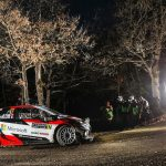 WRC | Monte Carlo, PS8: Ogier returns to command