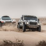 SUTHERLAND AND MARTIN WIN FIRST MAURITANIAN STAGE AT AFRICA ECO RACE