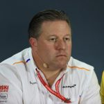 BROWN SLAMS F1 FOR TREATMENT OF FANS