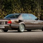 """BMW made a V-16-powered 750iL named """"Goldfisch"""" in 1987"""