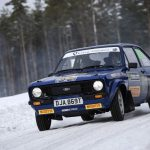 MILD WEATHER CONDITIONS CAUSE RALLY SWEDEN HISTORIC TO BE CANCELLED