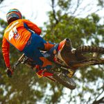 MOTOCROSS THRILLS THE BAY