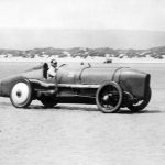 Land Speed Record 1920 Sunbeam 350hp fitted with new gearbox