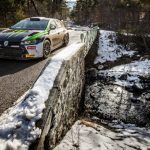 SOLBERG READY FOR ŠKODA DEBUT AT RALLY SWEDEN