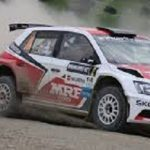Team MRF Tyres to take part in European Rally Championship