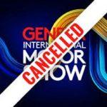 Geneva Motor Show falls victim to the coronavirus