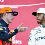 Hamilton is good, but he's not God – Verstappen