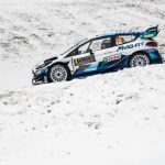 Rally Sweden is a Go: High-Speeds, Studded Tyres and Fearless Drivers!