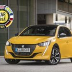 "Peugeot winning ""Car of the Year Award"" for the sixth time in 2020"