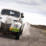 And now some good news: Tiger Tasmania Rally, Australia, this Nov