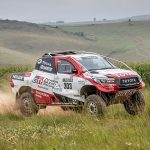 FIRST BLOOD FOR TOYOTA GAZOO RACING'S LATEGAN/CUMMINGS AT MPUMALANGA 400