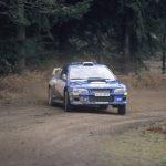 Petter Solberg will drive an ex-Richard Burns Subaru at Goodwood