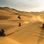 THE DAKAR RALLY COULD IMPOSE SPEED LIMITS FOR MOTORCYCLES
