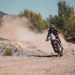 Ricky Brabec clinches his third triumph in the Sonora Rally