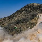 SATURDAY MORNING: OGIER MOVES CLEAR IN MEXICO