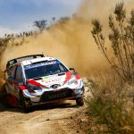 Ogier sees off Tanak recovery to win Rally Mexico