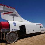 Coronavirus derails Bloodhound land speed record attempt