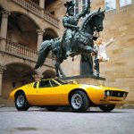 The iconic sports cars of Alejandro De Tomaso