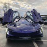 First McLaren Speedtail is delivered