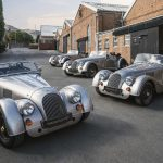 Morgan Plus 4 celebrates 70 years, leaves production with gold special edition