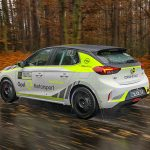 OPEL CORSA E-RALLY TESTING CONTINUES READY FOR COMPETITIVE DEBUT LATER THIS YEAR