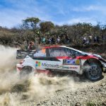 ROVANPERÄ TAKES UP DRIFTING WHILE WAITING FOR WRC TO RESTART