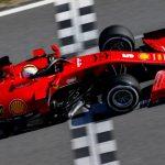 Vettel back on track as Ferrari hit Mugello