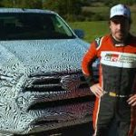 Fernando Alonso tested the 2021 Toyota Hilux in full camo