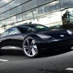 Stunning Hyundai Prophecy concept to spawn Tesla Model 3 rival