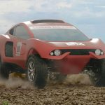 Prodrive reveals bespoke off-roader for 2021 Dakar Rally