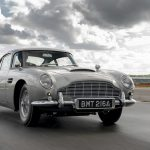 First new DB5 in more than 50 years rolls off the line