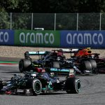 'The gloves are off' between Red Bull & Mercedes after contentious weekend