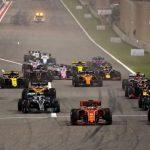 Formula One's revised 2020 calendar