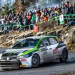 All roads leads to Rome: Oliver Solberg set for ERC season opener