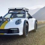 Delta4x4 Porsche Dakar – A new Porsche 911 reenacts an old adventure