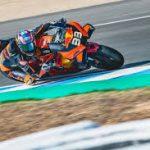 MotoGP history maker delights struggling nation's president, season finish locked in