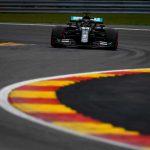 Hamilton takes pole for Belgian Grand Prix while Ferrari misery continues