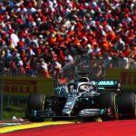 Formula 1: Silverstone starting lineup – Lewis Hamilton takes pole
