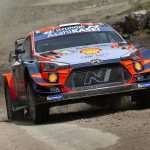 WRC STARS GRASP FINAL ESTONIA WARM-UP CHANCE